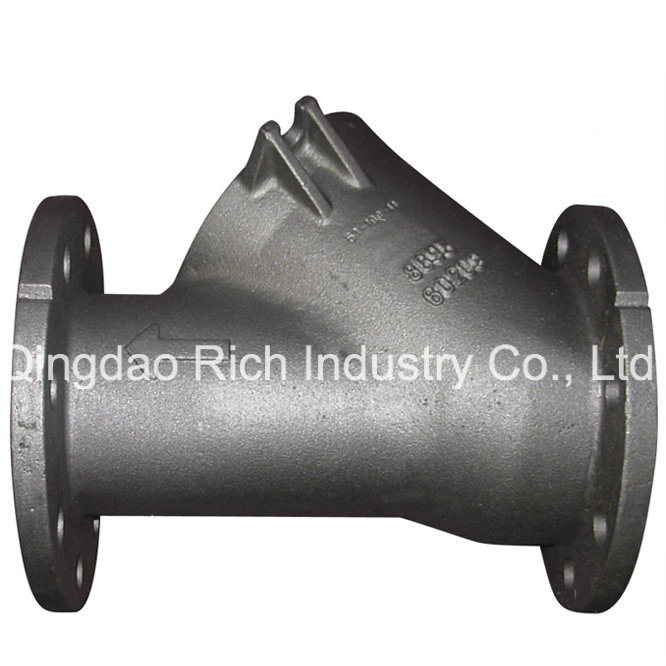 Iron Casting Parts Valve Casting Part Casting Aluminum Part