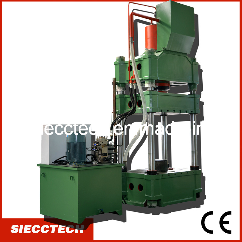 Siecctech Ysie32 Heavy 1000t Four-Column Hydraulic Press Machine (YSIE32-1000TON)