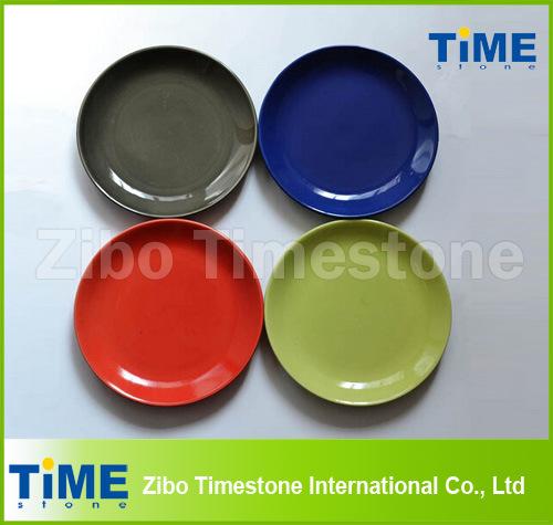 Wholesale Ceramic Solid Color Dinner Plate & China Wholesale Ceramic Solid Color Dinner Plate - China Dinner ...