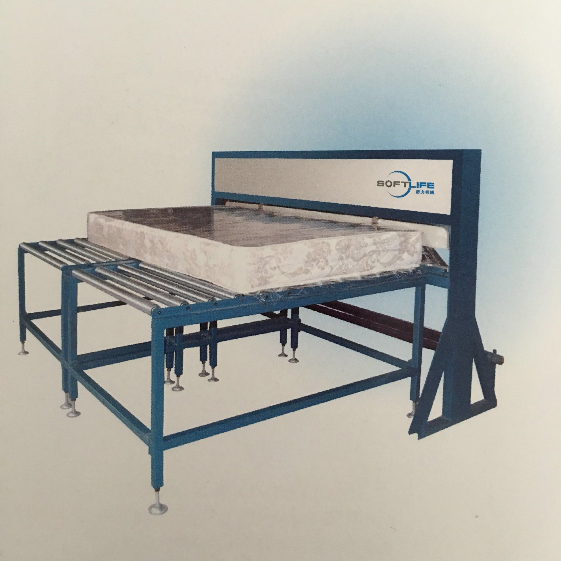 Mattress Film Packing Machine pictures & photos