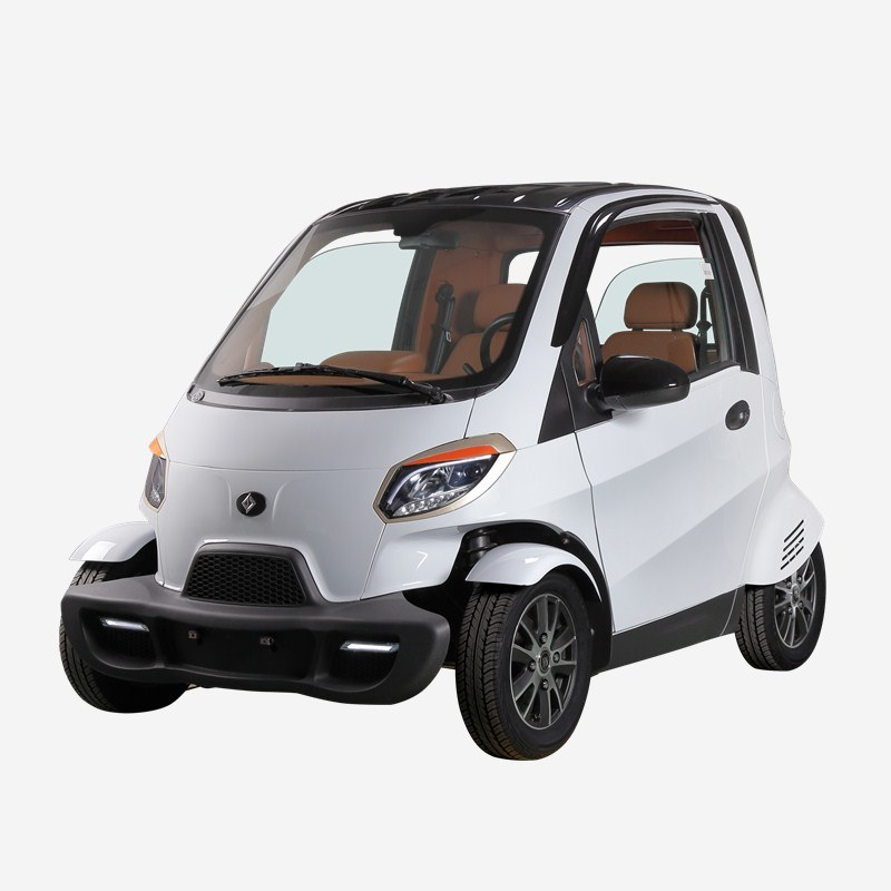 4 Wheel 2 Seat Lhd Left Hand Drive Chinese Eec Electric Automobile Car High Quality China Manufacture Cars Vehicle