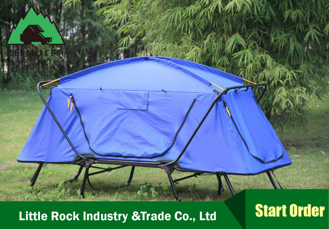 Large Luxury Family Sound Proof Tent - Outdoor Traveling Waterproof Folding Bed C&ing Tent & China Large Luxury Family Sound Proof Tent - Outdoor Traveling ...