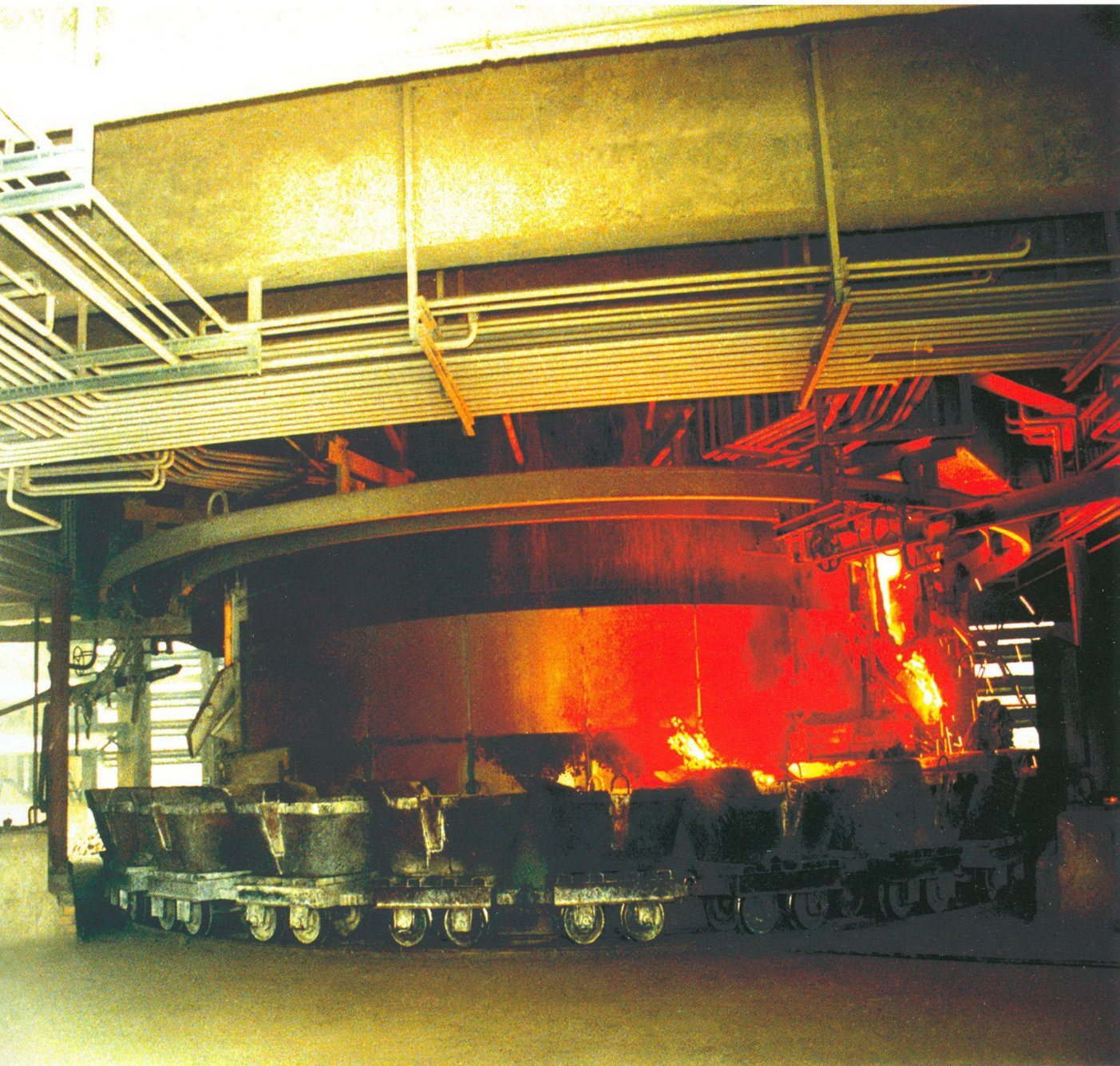 Industrial Electric Induction Melting Arc Furnace for Sale pictures & photos