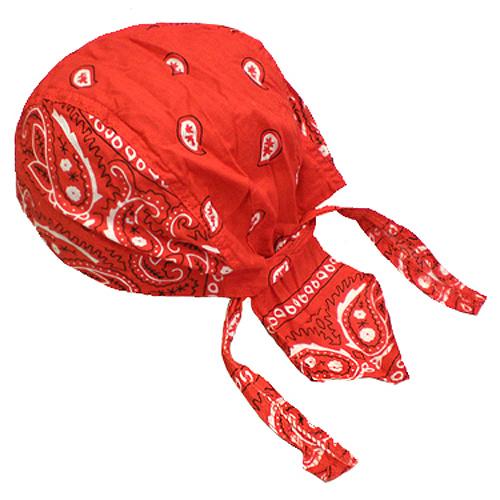 china red pirate bandana head scarf jro058 china head scarf for