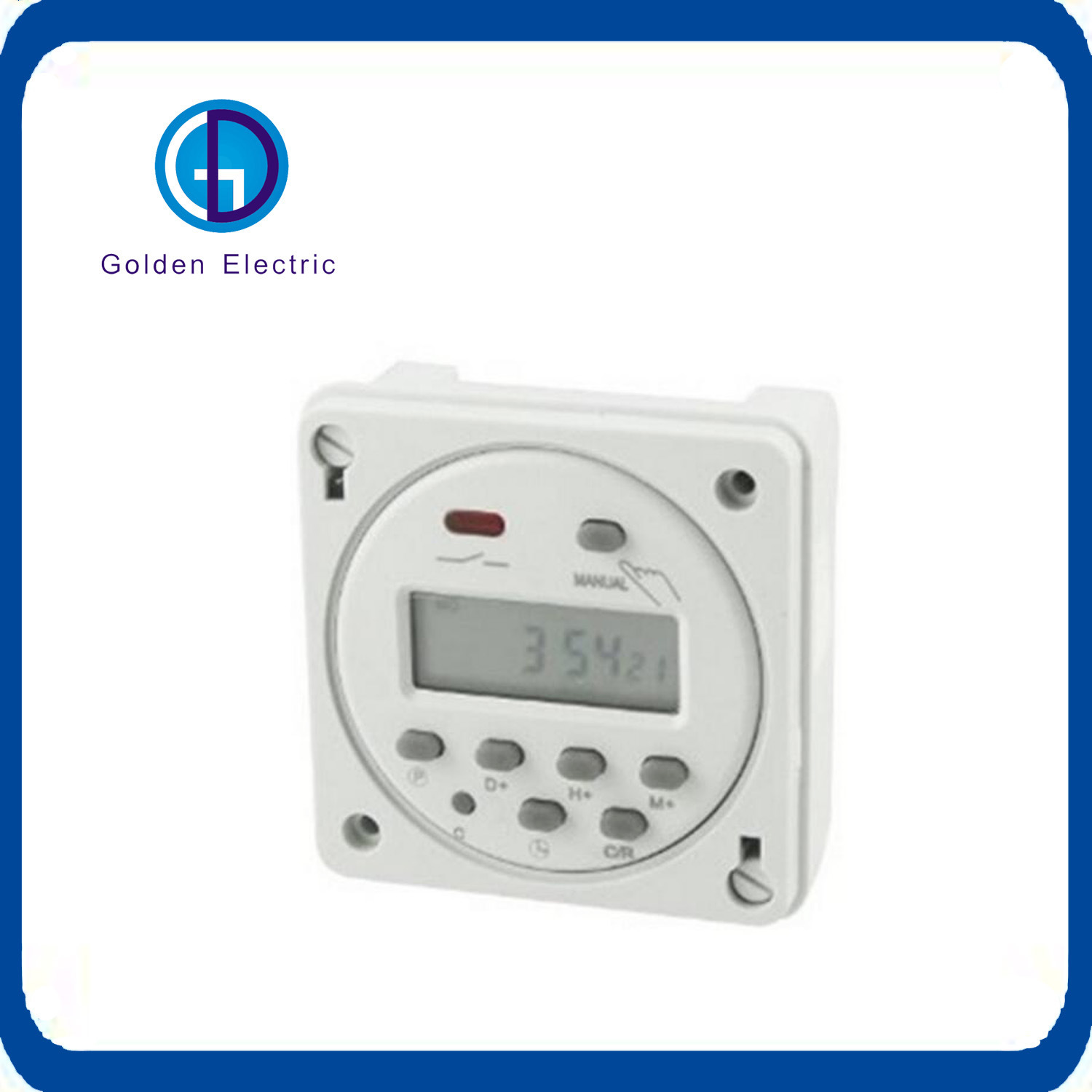 China High Accuracy 24h Programmable Digital Timer Photos