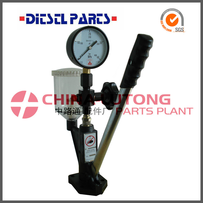 S60h Diesel Nozzle Tester Common Rail Injector Repair Tools Tester
