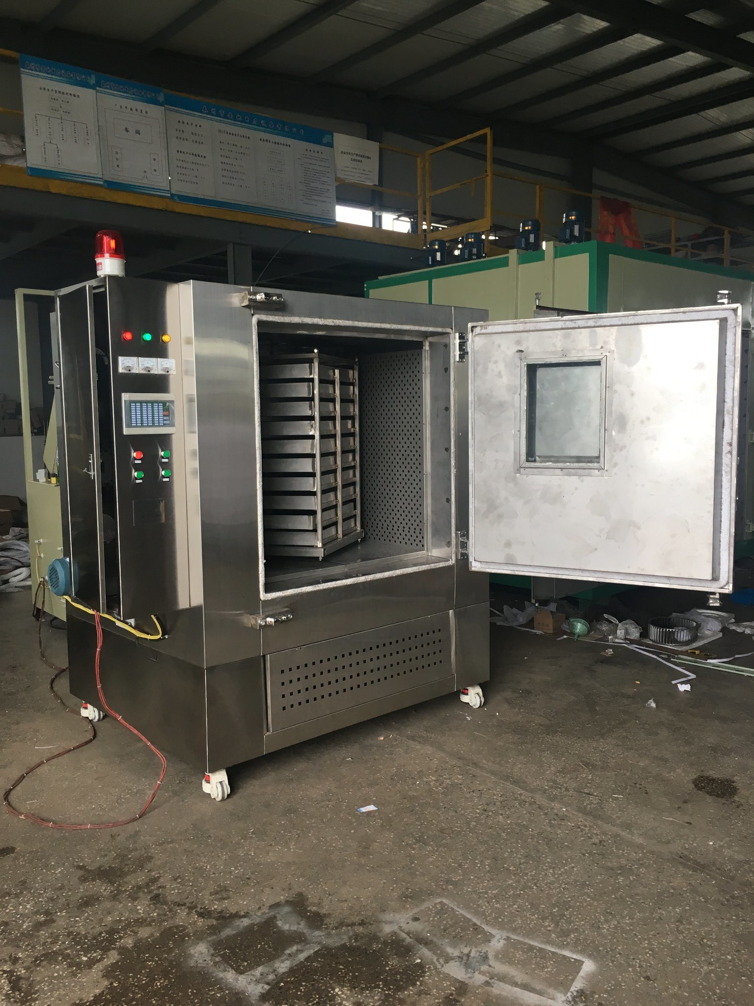Sintered Furnace Machine for PTFE Gasket