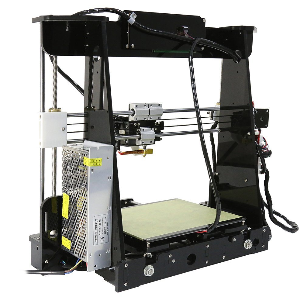 Anet Super Helper OEM ODM Digital Prusa I3 Assembled Acrylic 3D Printer pictures & photos