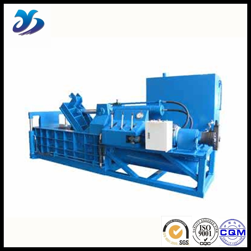 China Ce ISO Certification Metal Cans Baler Machine Manual/Baler ...
