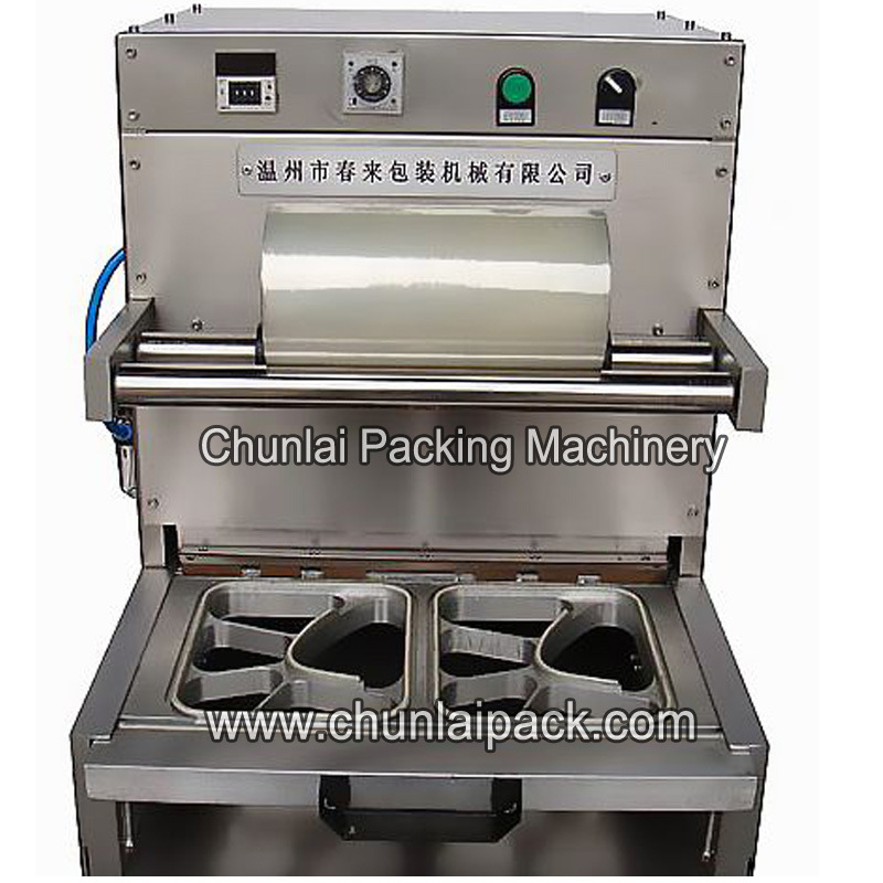 Automatic Pneumatic Tray Sealing Machine