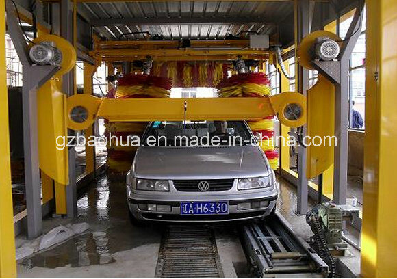 Car Washing Machine/Touchless Car Washer/Car Wash Machine Price/Car Wash System/Tunnel Car Wash Machine pictures & photos