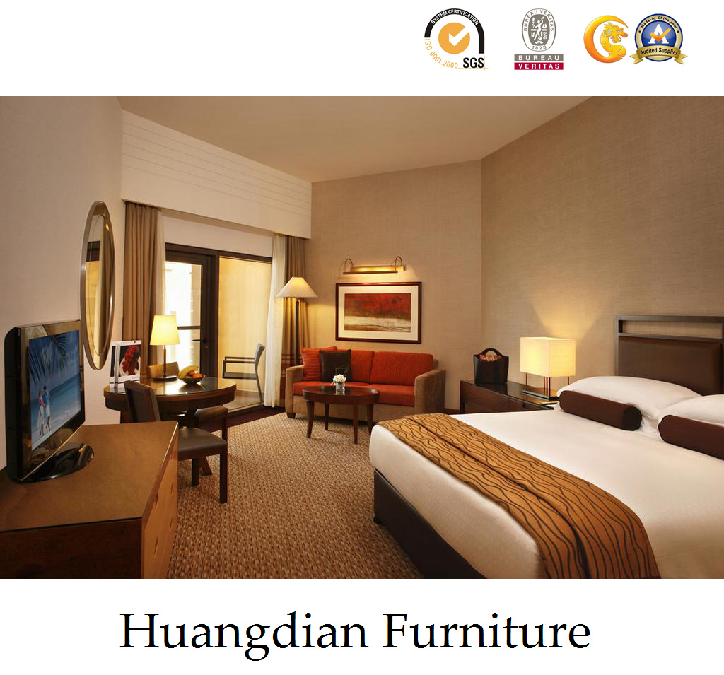China Commercial Factory Direct 3 Star Contemporary Bedroom