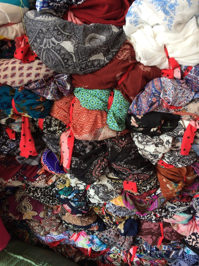 Textile Farbics Materials Stocks pictures & photos