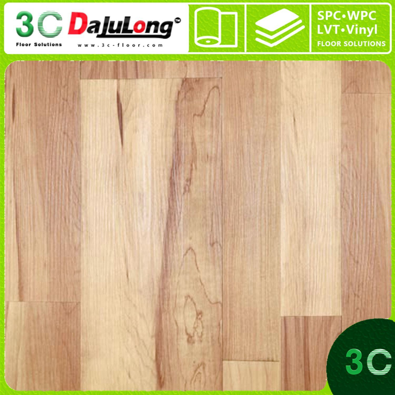 Uv Coating Wear Resistant Wood Grain