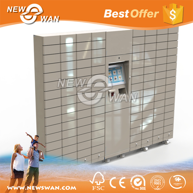 Smart Electronic Lockers (Supermarket, Bank, School, Parcel Delivery, Laundry)