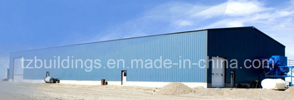 Xiamen Prefabricated Steel Structure Workshop