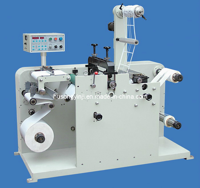 Rotary Die Cutting Slitter Machine for Blank Label