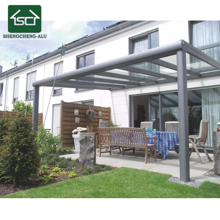 China Top Quality Of Aluminium Frame For Terrassendach Patio Cover