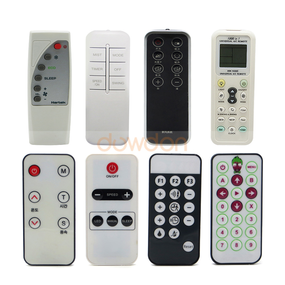 Manufacturer IR RF Remote Controller Support Customize Universal Remote Control pictures & photos