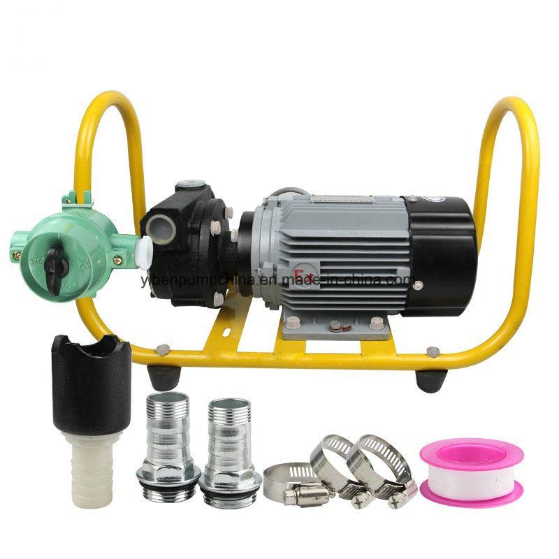 Rotary Pump Theory And Gasoline Sel Kerosene Fuel Used Pumps Dispenser