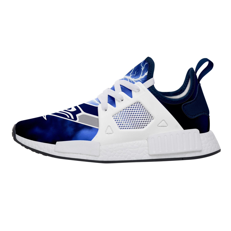 China Custom Shoes for Team Seahawks