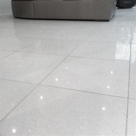 Diamond White Quartz Floor Tile 800800mm 600600mm 500500mm 400400mm