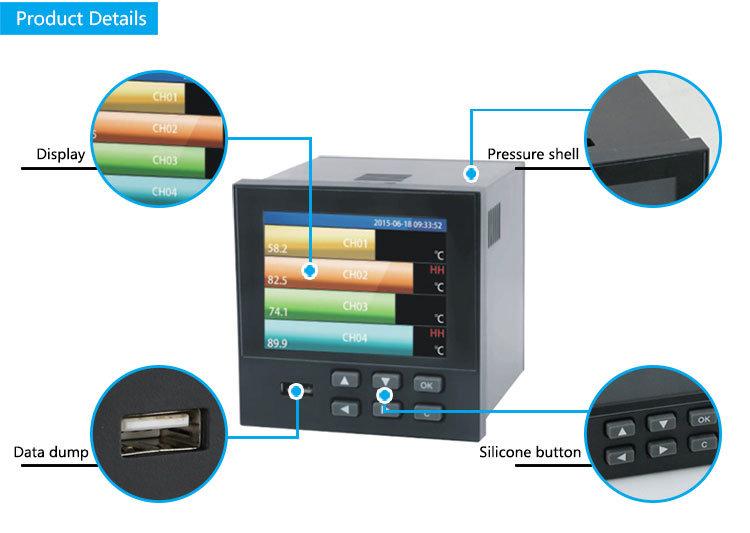 China FST500-5100 Deltatrak Pressure pdf Temperature and
