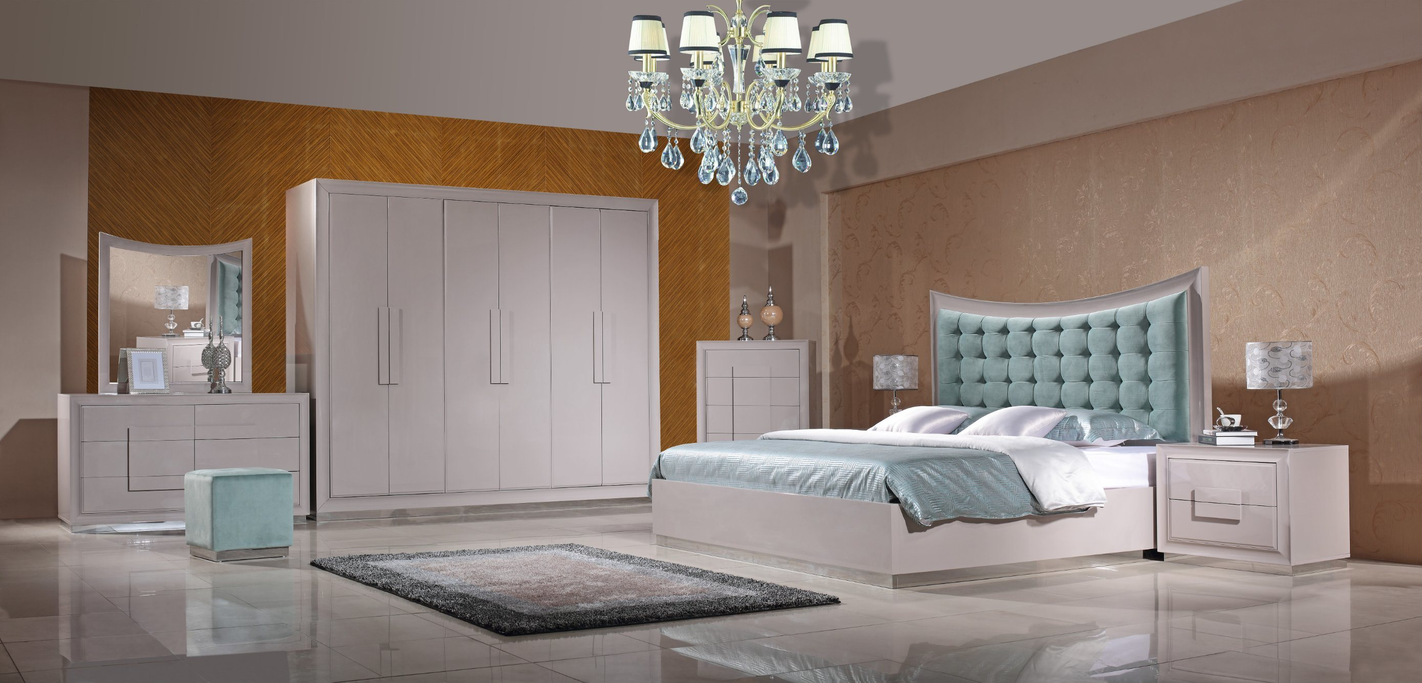 [Hot Item] Bedroom Furniture Made in China for Hot Sale