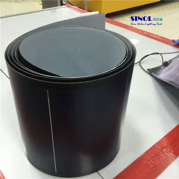 Self Adhesive 144W Membrane PV Thin Film Solar Panel pictures & photos