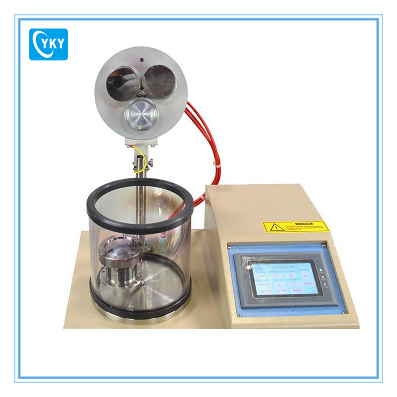 Touch Screen Compact Three Rotary Target Plasma Sputtering Evaporator Coater pictures & photos