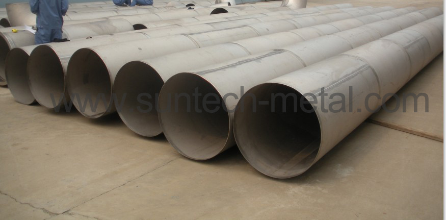 Stainless Steel Welded Pipe/Tube (Duplex)
