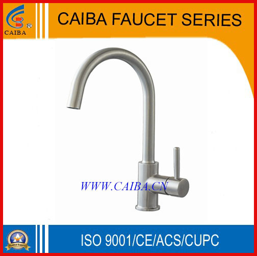 [Hot Item] Best Selling Stainless Steel Kitchen Faucet 2015