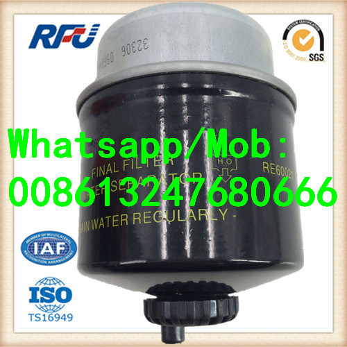 China Re60021 High Quality Oil Filter for John Deere (RE60021