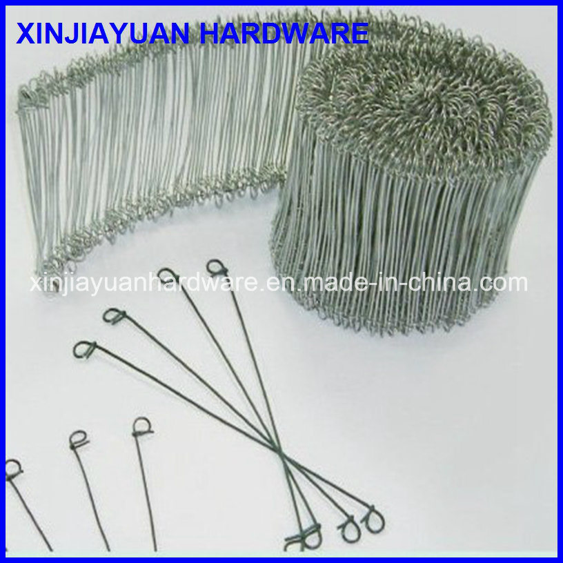 China 1.0/1.6mm PVC Coated Double Loop Rebar Tie Wire for ...