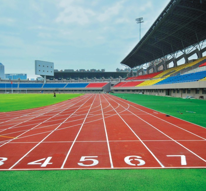 Weather Resistance Prefabricated Rubber Running Track pictures & photos