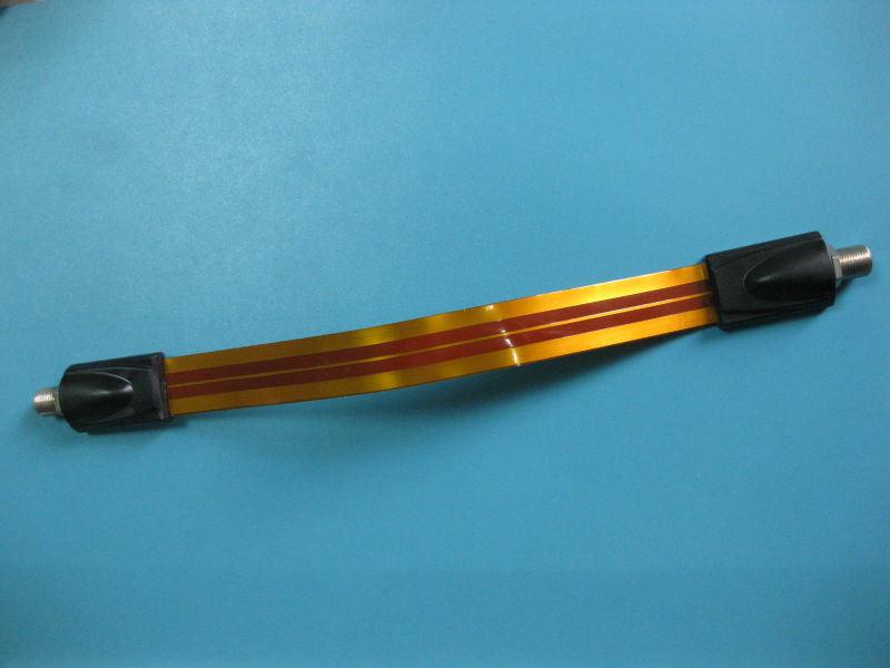 China Super Slim Copper Conductor Window Cable - China Window Flat ...