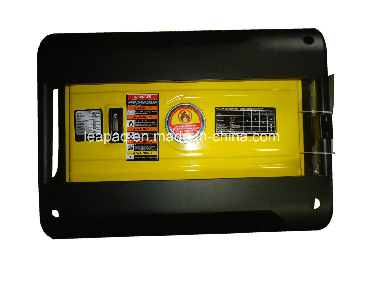 2.0kw Recoil Start P-Type Portable Gasoline Generator pictures & photos