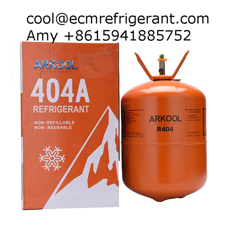 [Hot Item] Refrigerant Gas R404A Used in Replacing R22 and R502