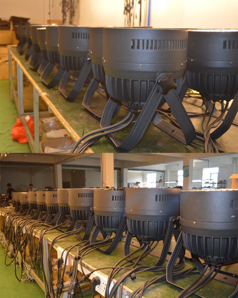 China 120pcs Led Warm Face Par Light Stage Lighting Photos Wiring