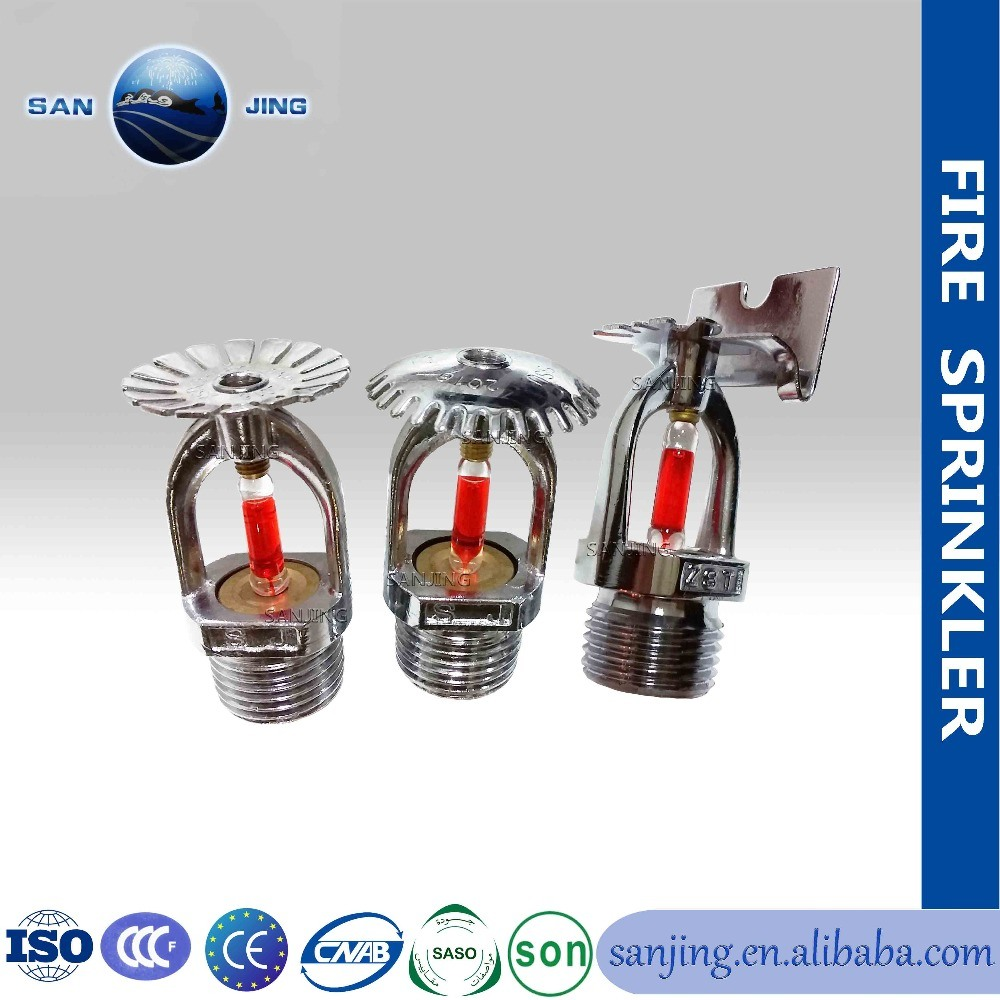 Supplier Manufacture Customized Glass Bulb Fire Sprinkler