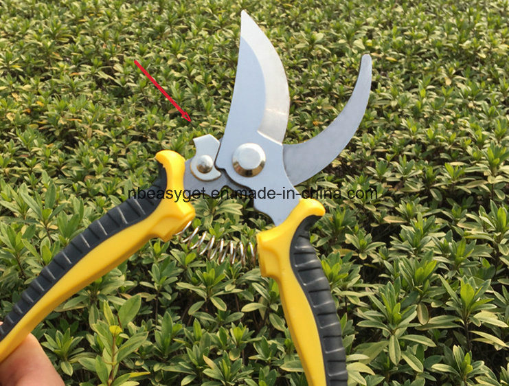 China Professional Sharp Bypass Pruning Shears, Scissor, Makes Clean ...