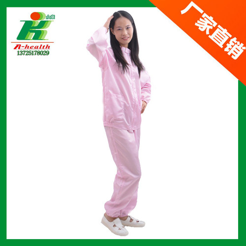 Antistatic Garment Used in Cleanroom with Many Colors