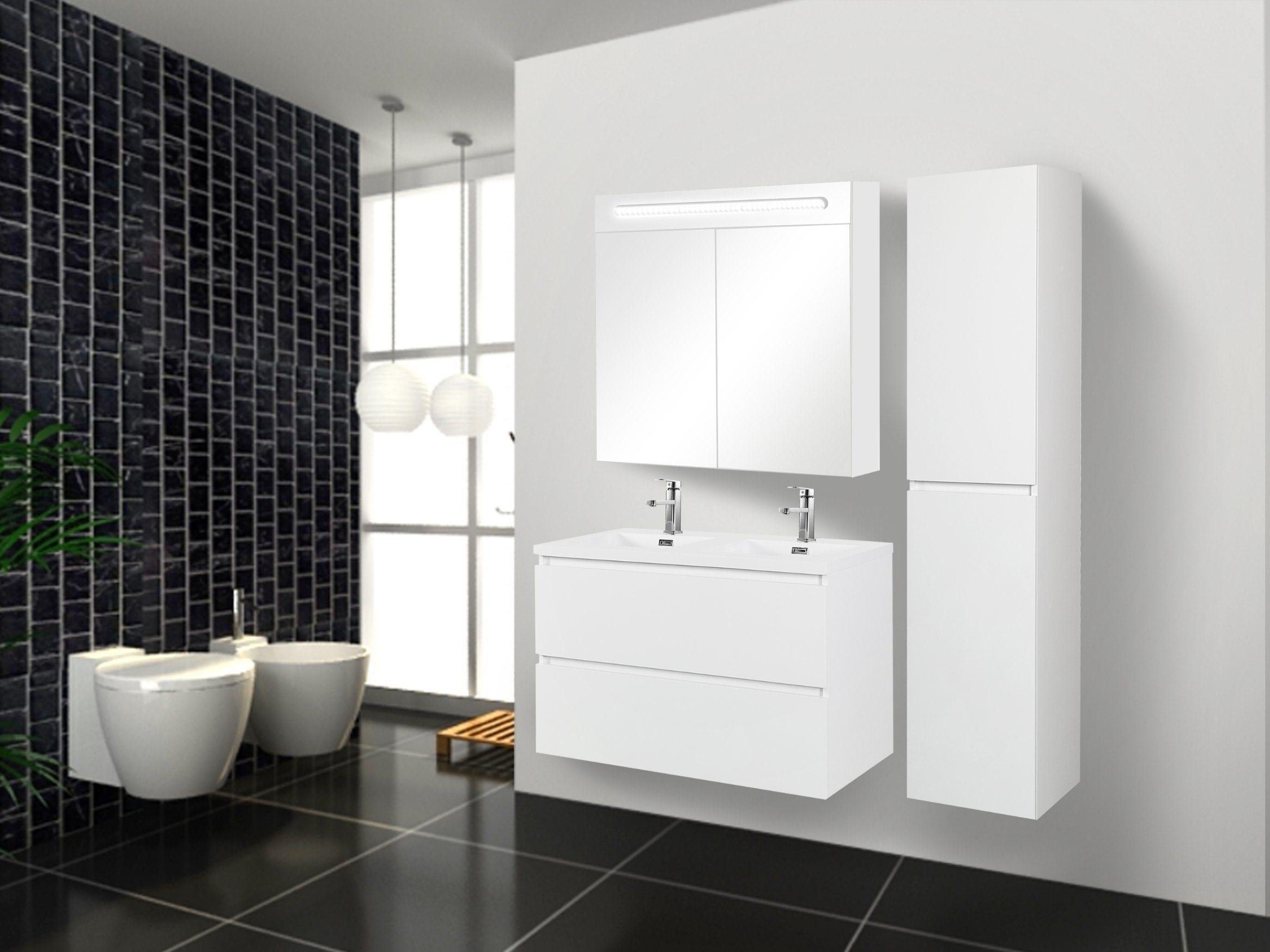 Bathroom Cabinet White
