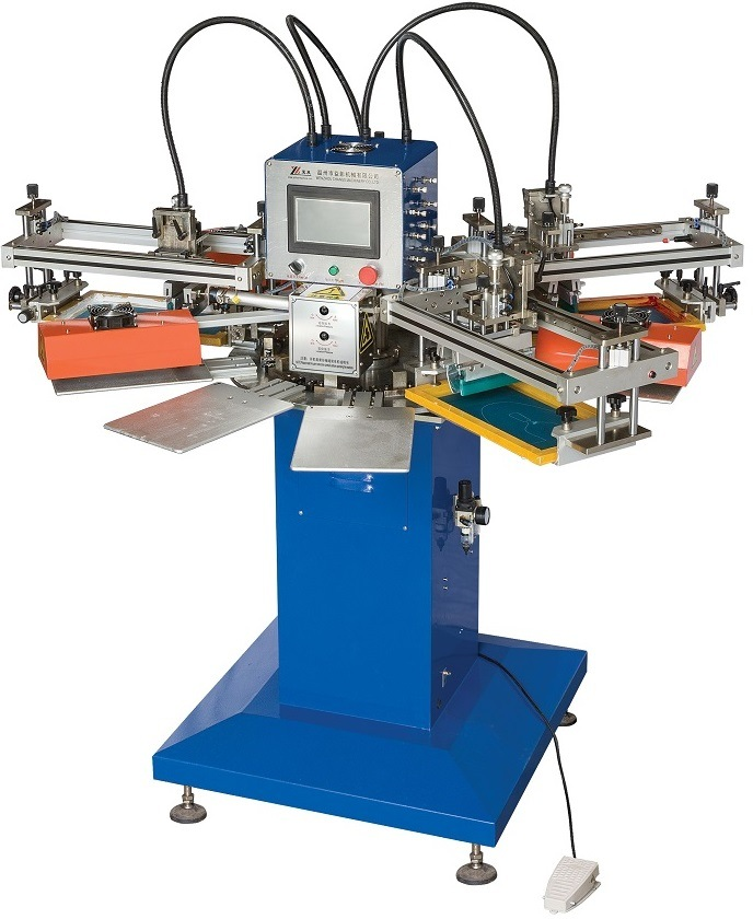 SPF Series Automatic Glove Screen Printing Machine