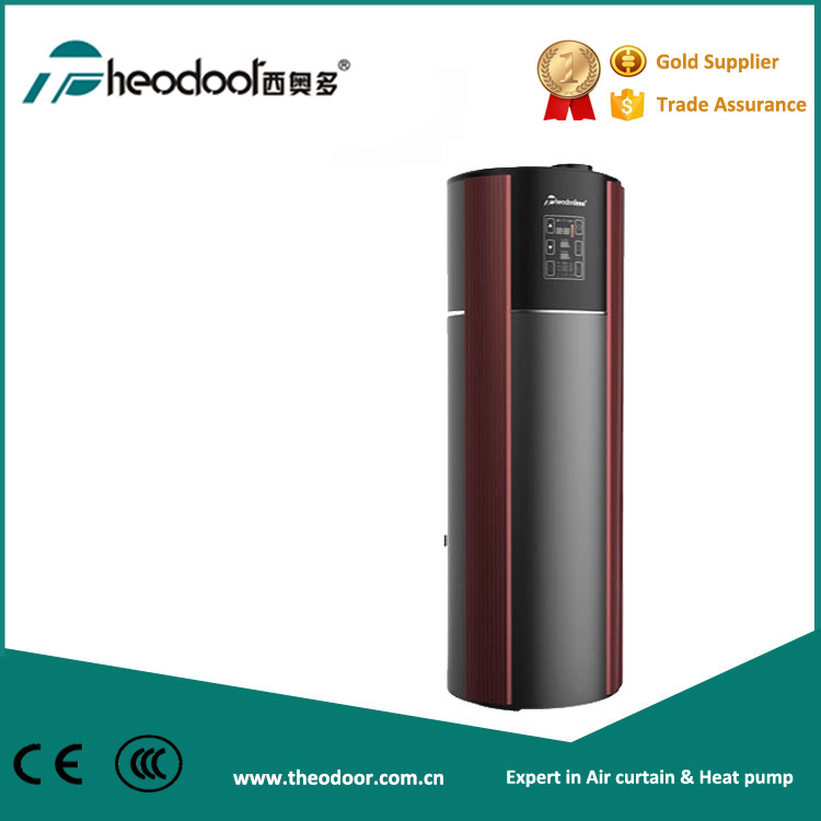 China Air Source All-in-One Types Hot Water Heat Pump - China Heat ...