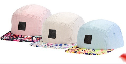 Casual Shade Melon Leather Cap Cotton Hip Hop