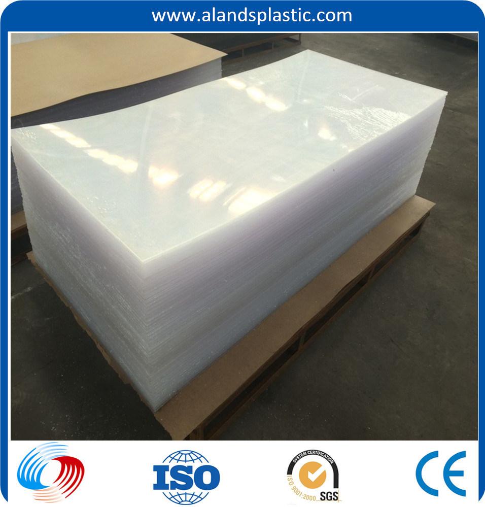 Clear Plastic Sheets 4x8