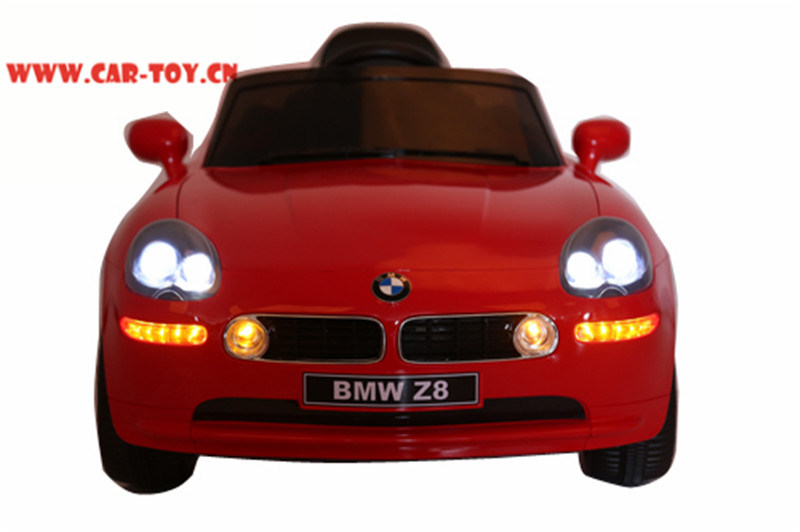 China Licensed Bmw Z8 Kids Electric Car With Ce Roved Red Ride On Toy