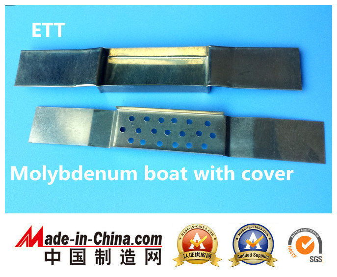 Evaporation Boat: High Quality Molybdenum Boat and Tungsten Boat