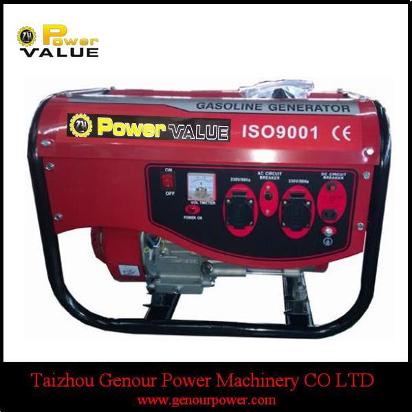 [Hot Item] Electric Start ATS Digital Inverter Generator